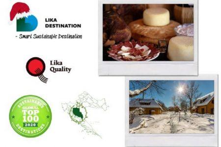 Za ljepše blagdane – posjeti Liku i pokloni Lika Quality proizvode