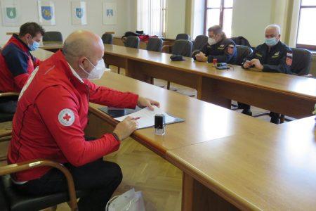 """Župan Darko Milinović:""""ako nemamo razumijevanja za te službe, onda za koga bi imali""""!"""