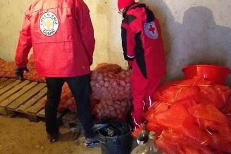 LIJEPO: i lički krumpir kao pomoć potresom stradalom području