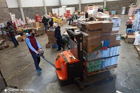 LIJEPO: Iz Irske za Baniju stiže kamion humanitarne pomoći