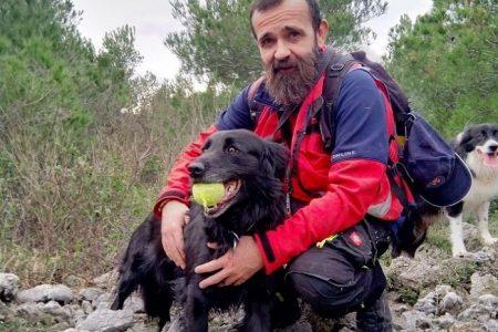 BRAVO: Pas Johnny i njegov vodič Mladen spasili staricu kod Novigrada