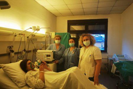 LIJEPO: Zahvaljujući donaciji Rotary kluba Gospić rodilje će u gospićkom rodilištu bezbolnije rađati