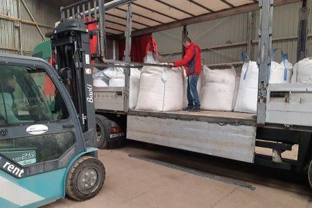Ostvaren kontakt s 1223 PG-a i zaprimljeno 130 tona stočne hrane