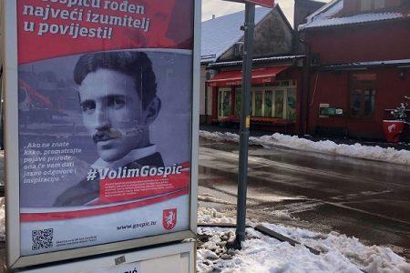 Uključite se u kampanju  #VolimGospic