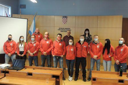 Hrabre i dobre duše, volonteri Crvenog križa Gospić
