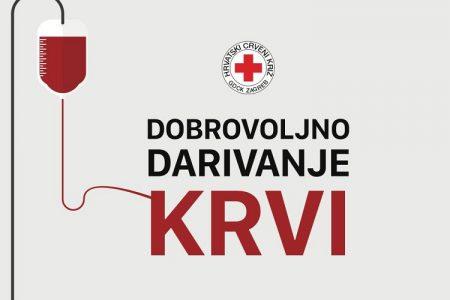 ODAZOVITE SE: U utorak i srijedu u Gospiću akcija dobrovoljnog darivanja krvi