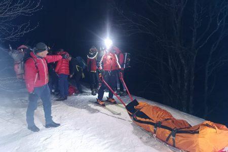 BRAVO: Hrabri gospićki gorski spašavatelji spasili još jedan ljudski život