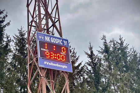 Gospićkim nogometašima pripao lički derby
