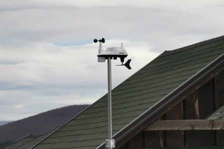 Nova meteorološka postaja i kamere u Pećinskom parku Grabovača