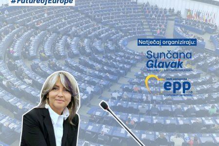 """Otvoren natječaj """"Kreiraj Europu budućnosti"""": Ti odlučuješ kakva bi trebala biti Europa budućnosti u kojoj želiš živjeti!"""