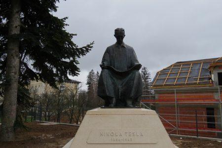 Kip Nikole Tesle nakon 29 godina ponovno u Gospiću