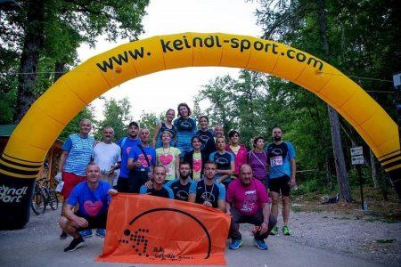 Želimo im uspjeh: AK Velebit 2001 na državnom prvenstvu  u polumaratonu!