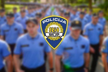 Obavijest kandidatima za zanimanje policajac/policajka