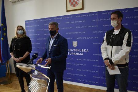 Zahuktava se cijepljenje protiv COVID-19 u Ličko-senjskoj županiji
