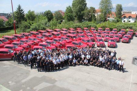 Gospićki vatrogasci danas će dobiti teško šumsko vozilo vrijedno više od 2 milijuna kuna