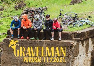 U nedjelju 11.srpnja u Perušiću će se održati biciklistička utrka Gravelman Perušić