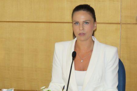 Ana- Marija Zdunić izabrana za predsjednicu Vijeća grada Gospića