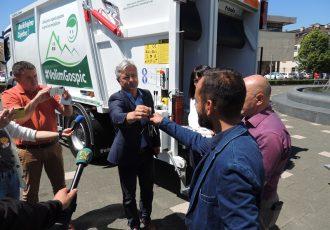Komunalac Gospić bogatiji za vozila vrijedna više od dva milijuna kuna
