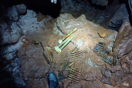 Policijski službenici očistili speleološki objekt-jamu od minsko-eksplozivnih sredstava