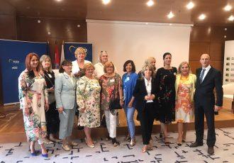 """LIJEPO: Na Plitvicama održana konferencija """"Žene u EU"""""""