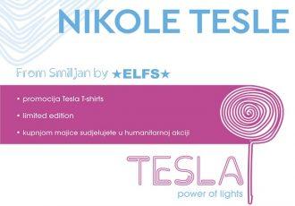 Modni dvojac ELFS dio obilježavanja rođendana Nikole Tesle!