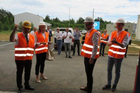 BRAVO: U Gospiću otvorena elektroenergana na biomasu