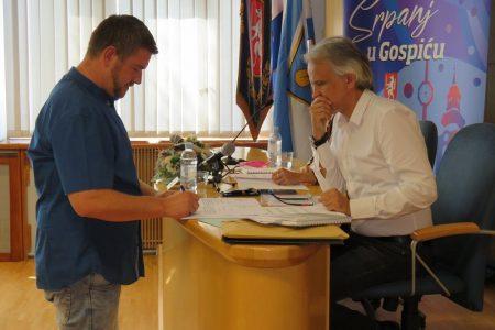 Dr.Stipo Lukač novi član gradskog Vijeća umjesto dr.Mirjane Vrkljan Radošević