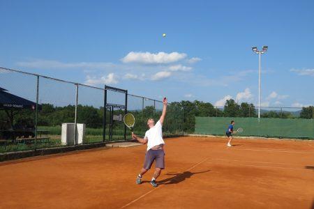 Ovaj vikend u Gospiću se igra odličan tenis