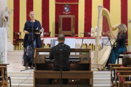 U katedrali Navještenja Blažene Djevice Marije u Gospiću održan posljednji koncert u ovogodišnjem izdanju Like Lika Festivala.