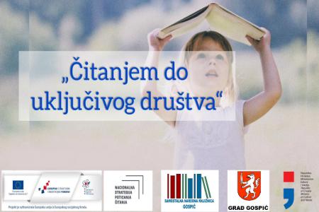 LIJEPO- Gospićkoj knjižnici i Gradu Gospiću znatna sredstva za nabavu bibliobusa i poticanje čitanja