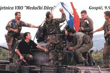 U četvrtak obilježavanje 28 godina od vojno-redarstvene operacije Medački džep