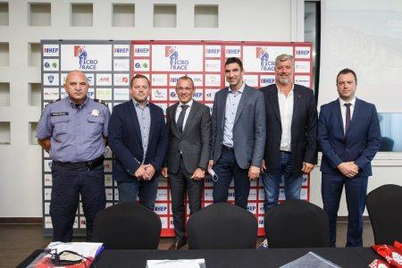 LIJEPO: druga etapa velike biciklističke utrke kroz Hrvatsku završit će u Otočcu!!!
