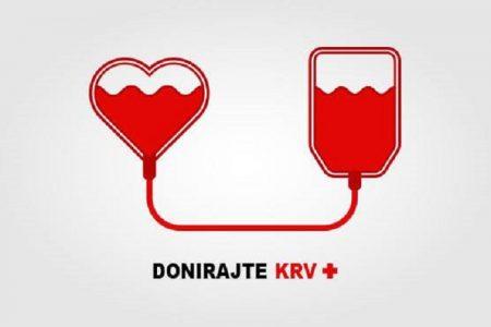 Darujte krv 14.i 15.rujna u Gospiću