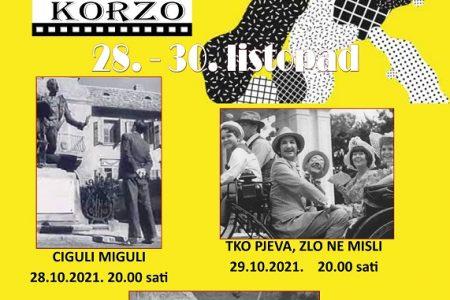 """NE PROPUSTITE: za vikend u kino Korzo stižu """"Ciguli miguli"""", """"Tko pjeva zlo ne misli"""" i """"Vuk samotnjak""""!"""